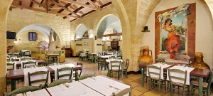 Sala Macina Bella'mbriana Salento Lecce