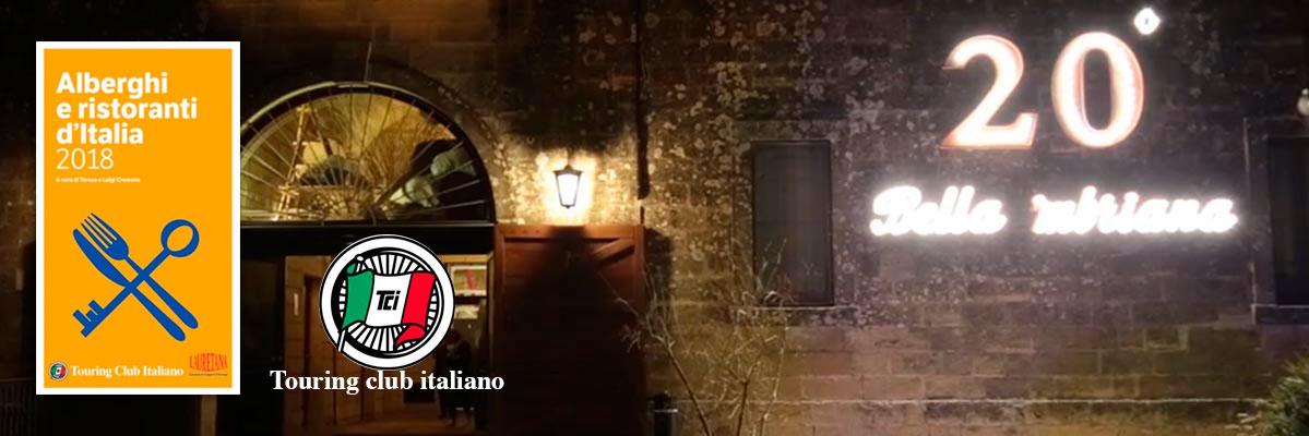 Guida Albergi Ristoranti Italia 2018 Bellambriana Lecce
